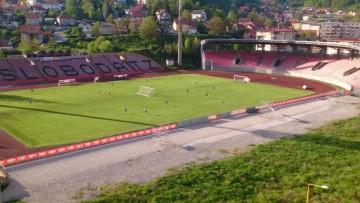 Stadion tusanj