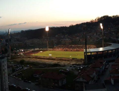 Stadion Tušanj 1